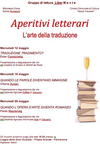Aperitivi Letterari 2010 (1/4)