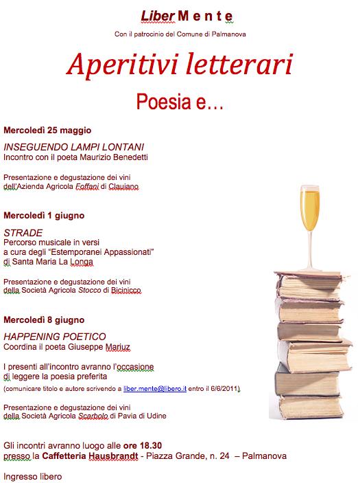 Aperitivi Letterari 2011 (1/4)