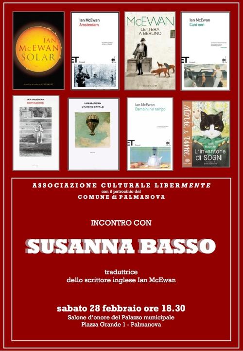 Loc. Incontro Susanna Basso