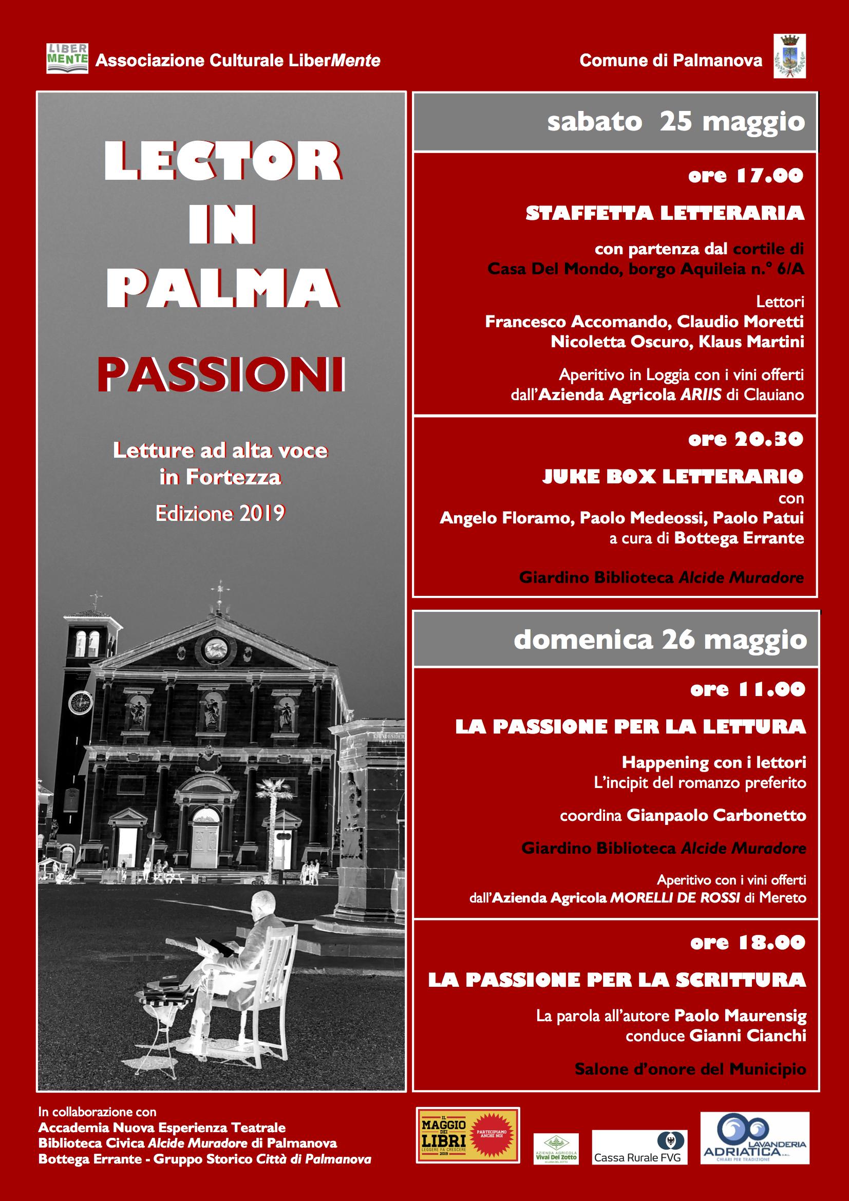Loc. Lector in Palma 2019 x fb