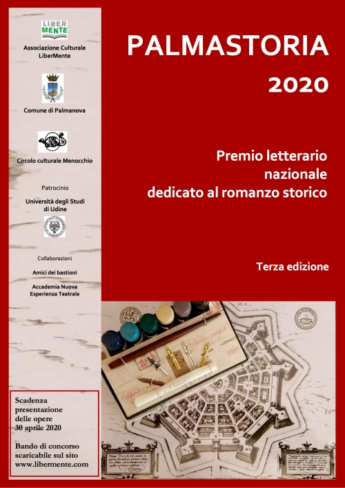 Locandina Palmastoria 2020